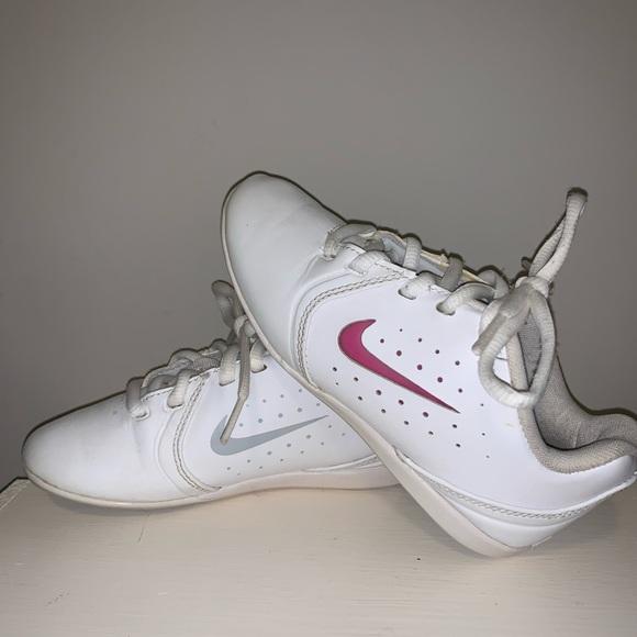 Nike Shoes | Girls Size 11 Tennis White